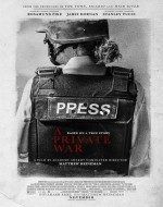 A Private War – La corresponsal (2018) online